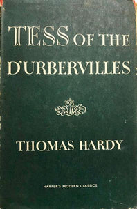 Tess of the D'Urbervilles A Pure Woman