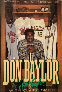 Don Baylor : Nothing But The Truth