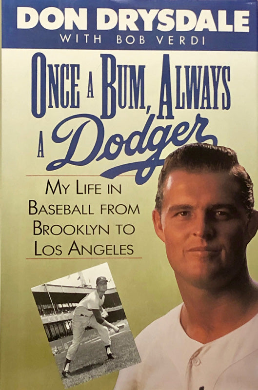 Once A Bum, Always A Dodger