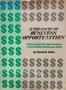 A Treasury of Business Opportunities
