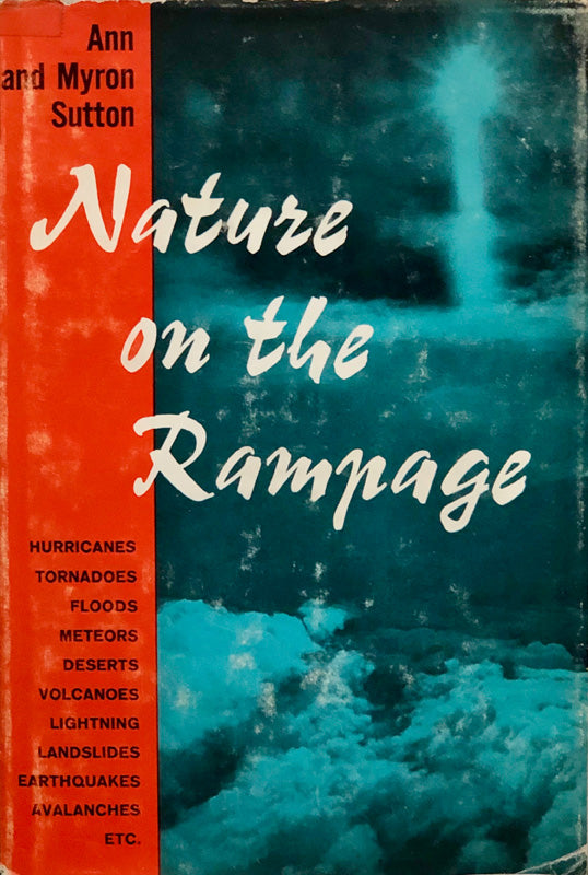 Nature On The Rampage Our Violent Earth