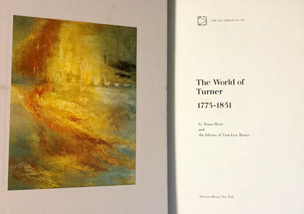 The World of Turner 1775-1851