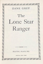 Load image into Gallery viewer, The Lone Star Ranger