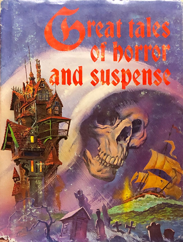 Great Tales of Horror And Suspense