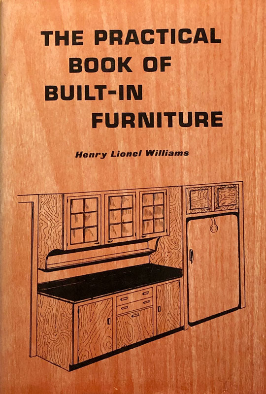 The Practical Book Of Built-In Furniture