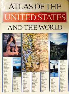 Atlas of the United States and the World
