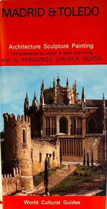 Madrid & Toledo : World Cultural Guides