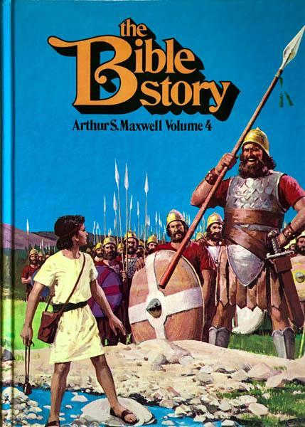 The Bible Story : Heroes and Heroines Vol. 4