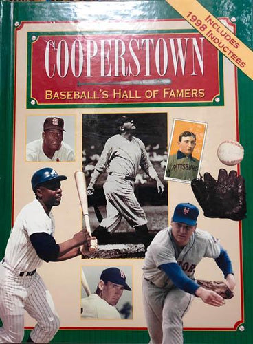 Cooperstown Baseball's Hall of Famers