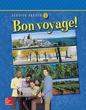 Bon Voyage - Glencoe French 3 - workbook and Audio Activities