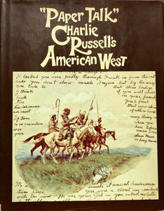 Paper Talk - Charlie Russell's American West