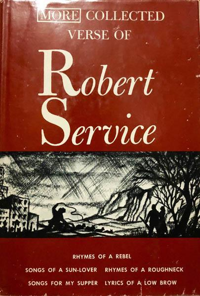 More Collected Verse of Robert Service