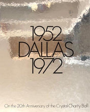 Load image into Gallery viewer, 1952 Dallas 1972