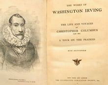 Load image into Gallery viewer, The Works of Washington Irving: Vol. 7