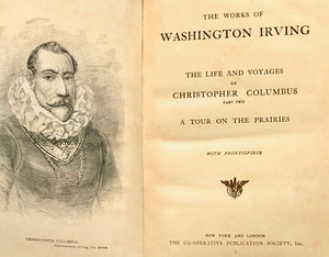 The Works of Washington Irving: Vol. 7
