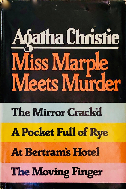 Miss Marple Meets Murder