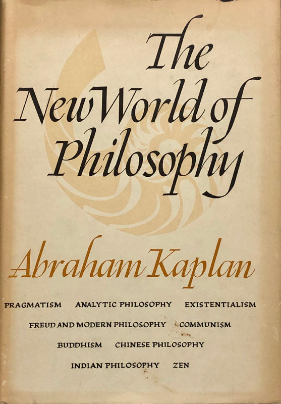 The New World of Philosophy