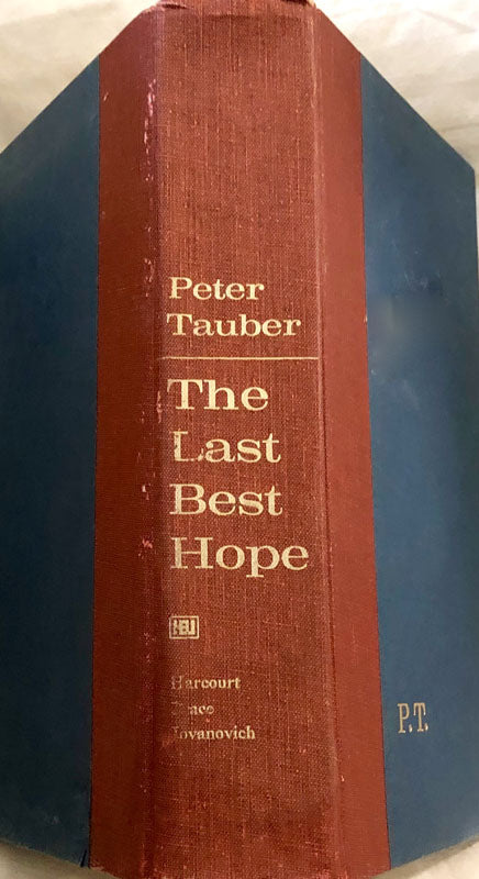 The Last Best Hope