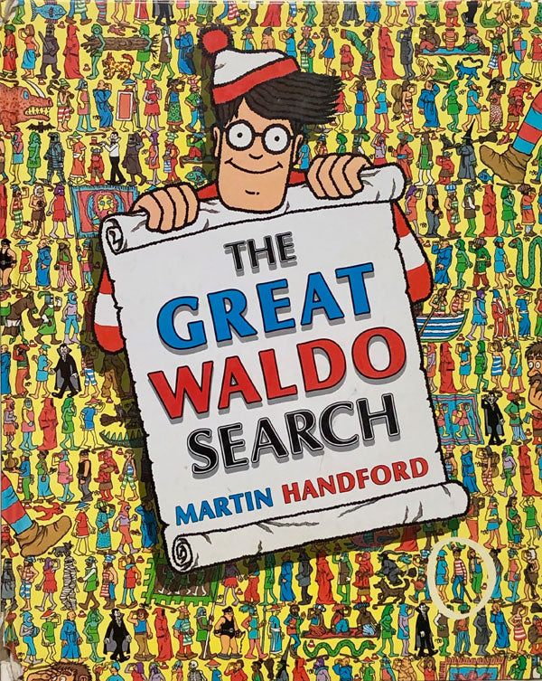 The Great Waldo Search