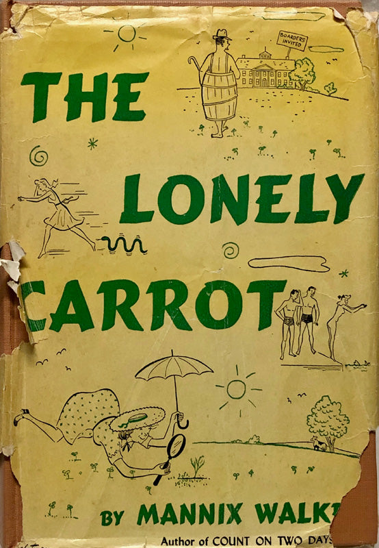 The Lonely Carrot