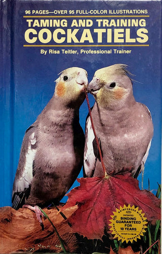 Taming and Training Cockatiels