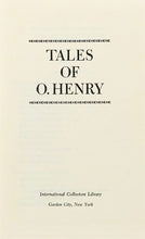 Load image into Gallery viewer, Tales of O. Henry