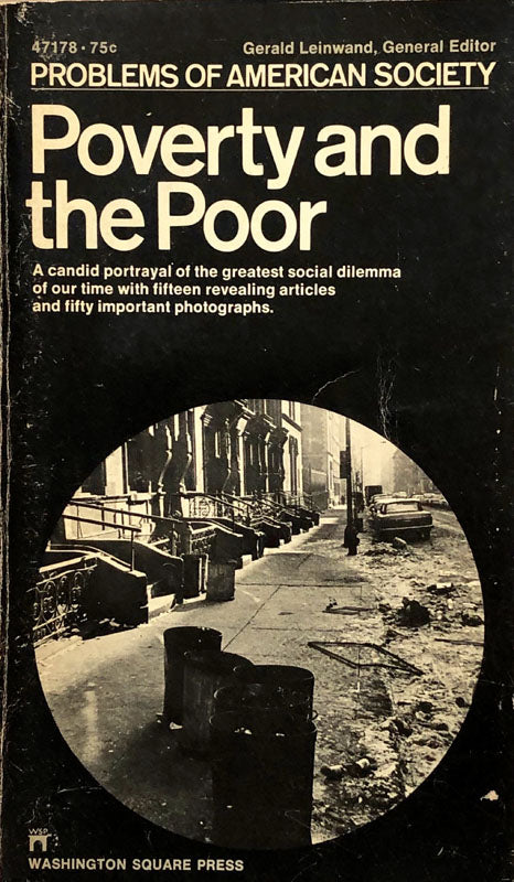 Poverty and the Poor