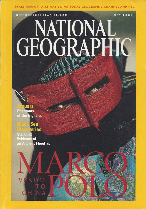National Geographic: May 2001