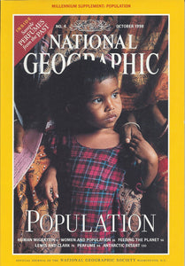 National Geographic: Oct. 1998
