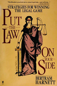 Put the Law On Your Side