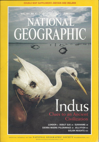 National Geographic: June 2000