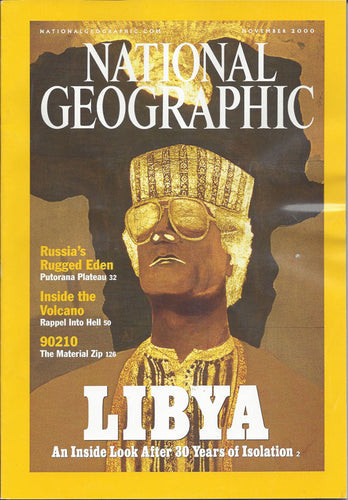National Geographic: Nov. 2000