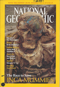National Geographic: May 2002
