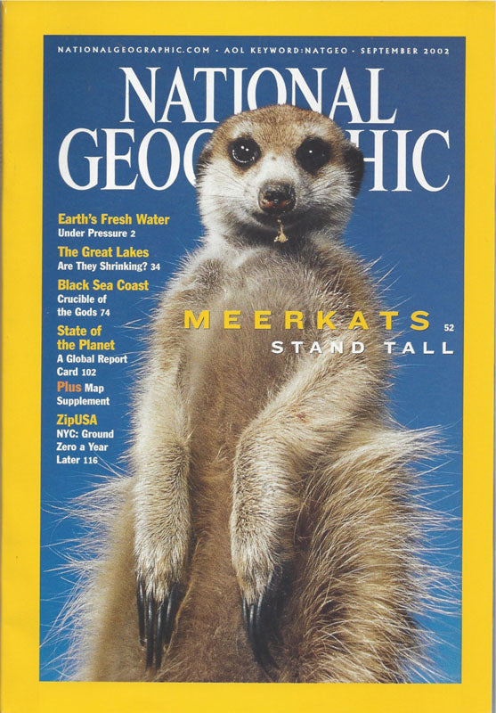 National Geographic: Sept. 2002
