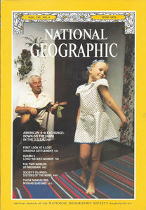 National Geographic June 1979