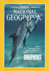 National Geographic September 1992