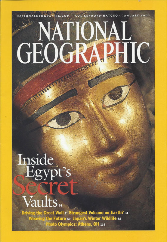 National Geographic: Jan. 2003