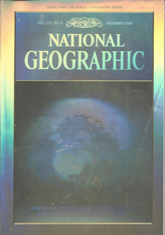 National Geographic: Dec. 1988