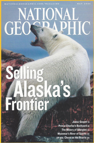 National Geographic: May 2006