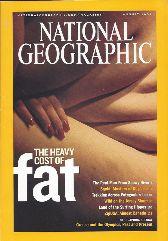 National Geographic: August 2004