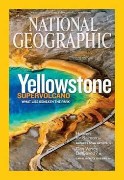National Geographic: August 2009