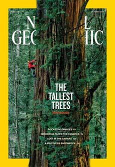 National Geographic: October 2009