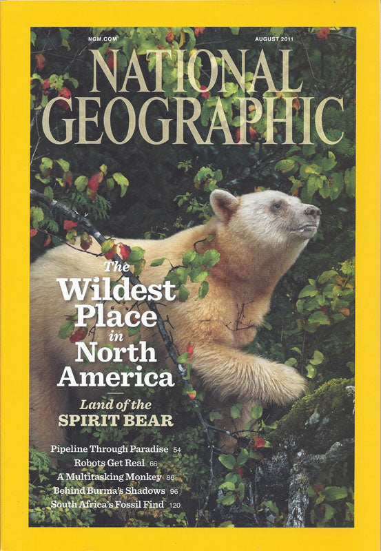 National Geographic: August 2011