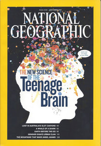 National Geographic: October 2011