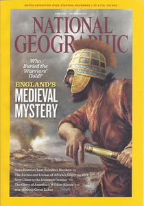 National Geographic: November 2011