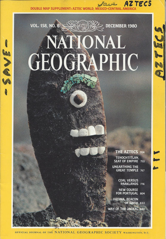 National Geographic: December 1980