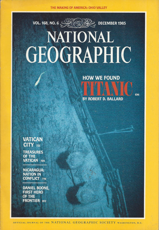 National Geographic: December 1985