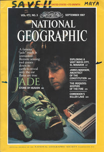 National Geographic: September 1987