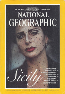 National Geographic:  August 1995