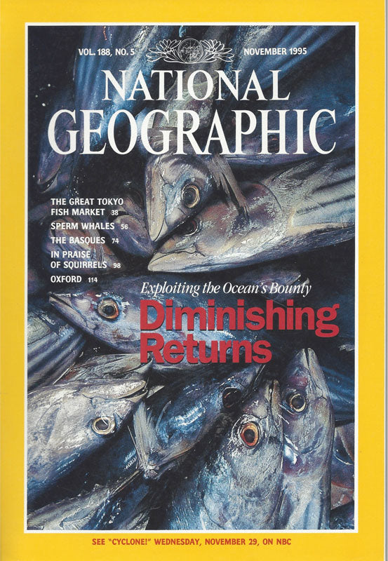 National Geographic:  November 1995